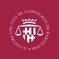 Il·lustre col·legi de l'advocacia a Barcelona